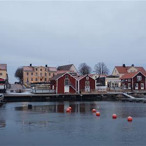 Skyltlördag i Öregrund