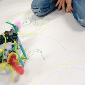 Bygg en egen dansande Rit-robot