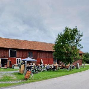 Hantverkscafé på Gräsö Antik&Kuriosa