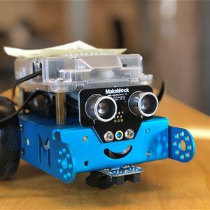 Robotbygge!