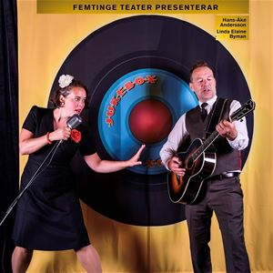 © Foto Marianne Lindblom, Femtinge teater ger Juxebox!