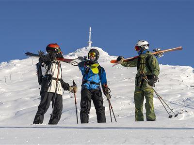 Ski weekend in Narvik