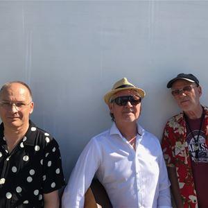 Lunchkonsert med Tindra Line, Eson och Lundberg Trio