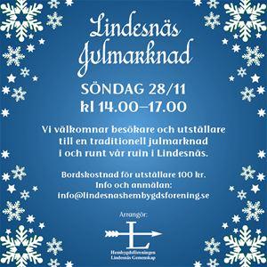 Lindesnäs Julmarknad