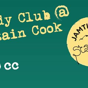 © Copy: Jamtland Stand up, Comedy club @ Captain Cook