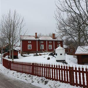 Julmarknad på Öregrunds hembygdsgård