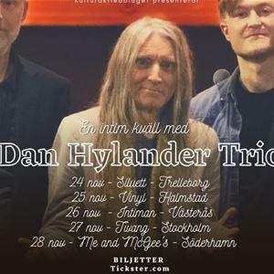 Dan Hylander Trio