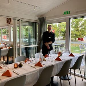 Vinprovning hos Restaurang Havsviken