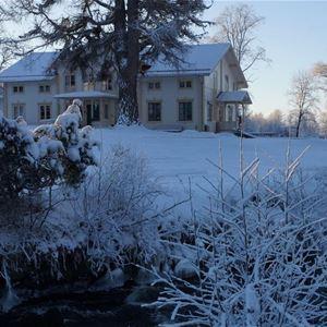 Julbord på Snöå Bruks Herrgård