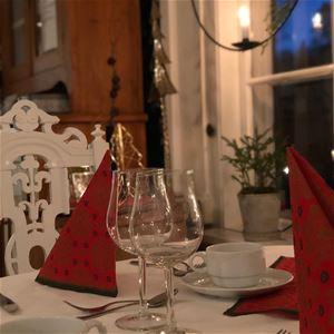 Julbord på Kungsholmen