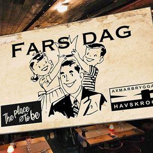Fars dag-helg på Axmar Brygga