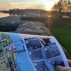 Historical treasure hunt in Kristianopel