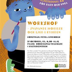 Bästa biennalen Workshop - Petra Lindholm
