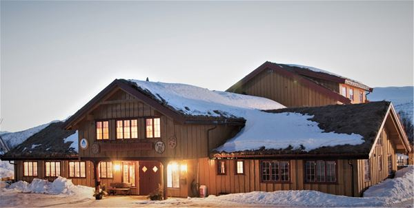 Hovden Fjellstoge - cabin and rooms