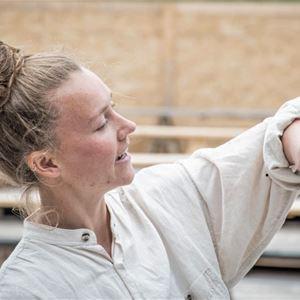 © Foto: Marit Anne Seglsten Ness, En dansare.
