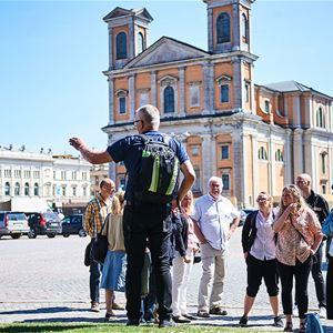 Guided tour - World heritage & Henrik af Chapman
