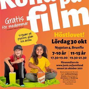 © Copy: Junis,  Film med Junis i Brunflo