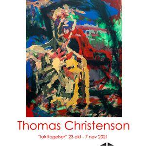 © Copy: Härke konstcentrum, Utställning - Tomas Christenson, Härke konstcentrum