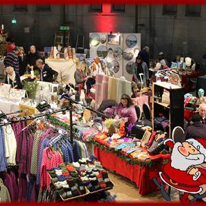 Julmarknad Gasklockorna Gävle