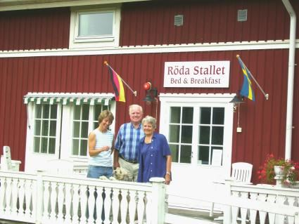 Röda Stallet Bed & Breakfast, Hjo