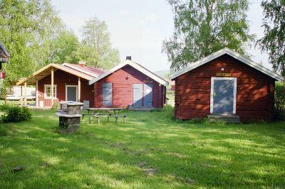 Järvsö Camping B & B Stugor/Vandrarhem