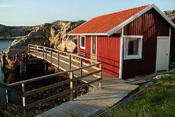 Makrillvikens Vandrarhem i Smögen, SVIF