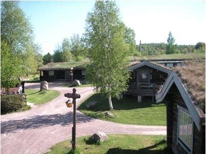 Hantverksbyn Hotell, Rättvik