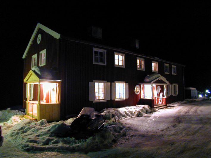 Tärnaby/Åkerlundska gården, STF Hostel