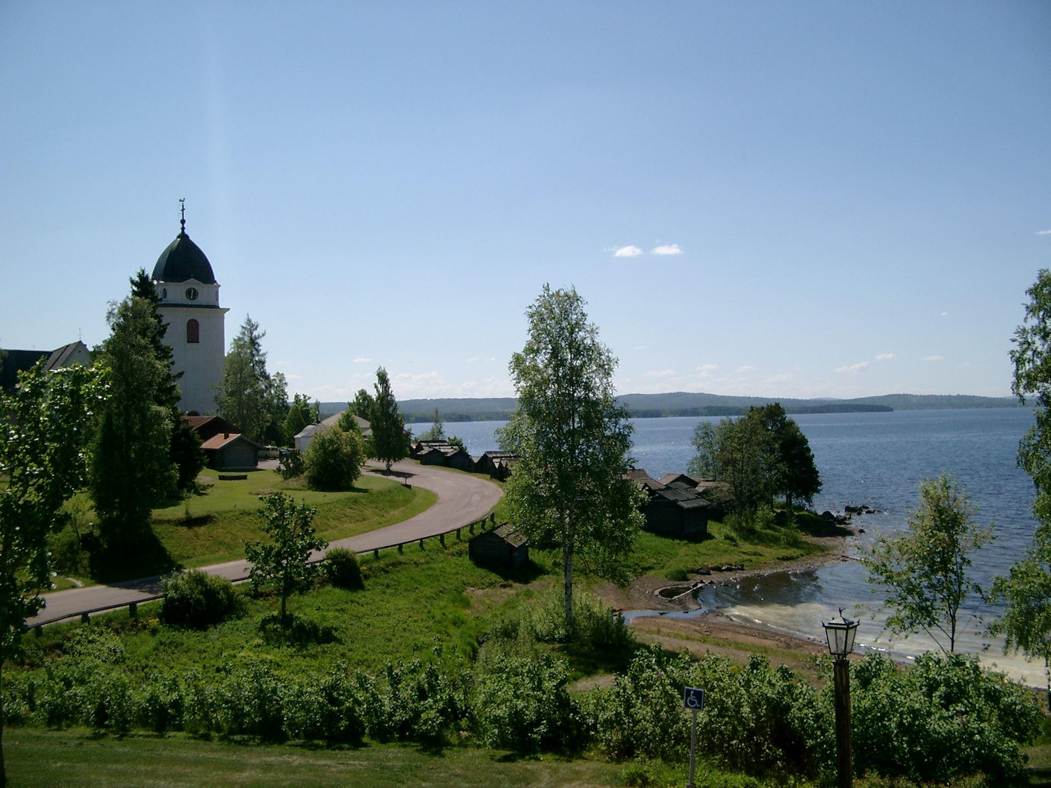Stiftsgården, Rättvik
