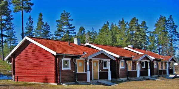 Hotell Moskogen, Leksand