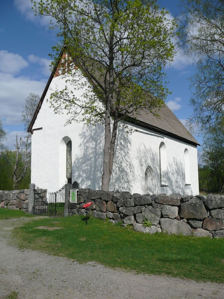 Enångers old church