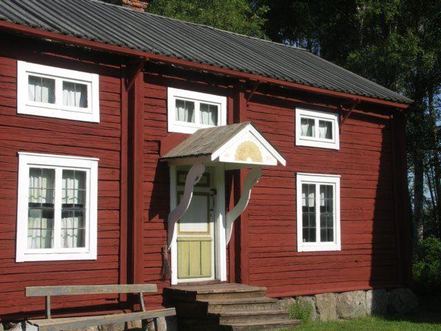 Forsa ancient farm in Fränö