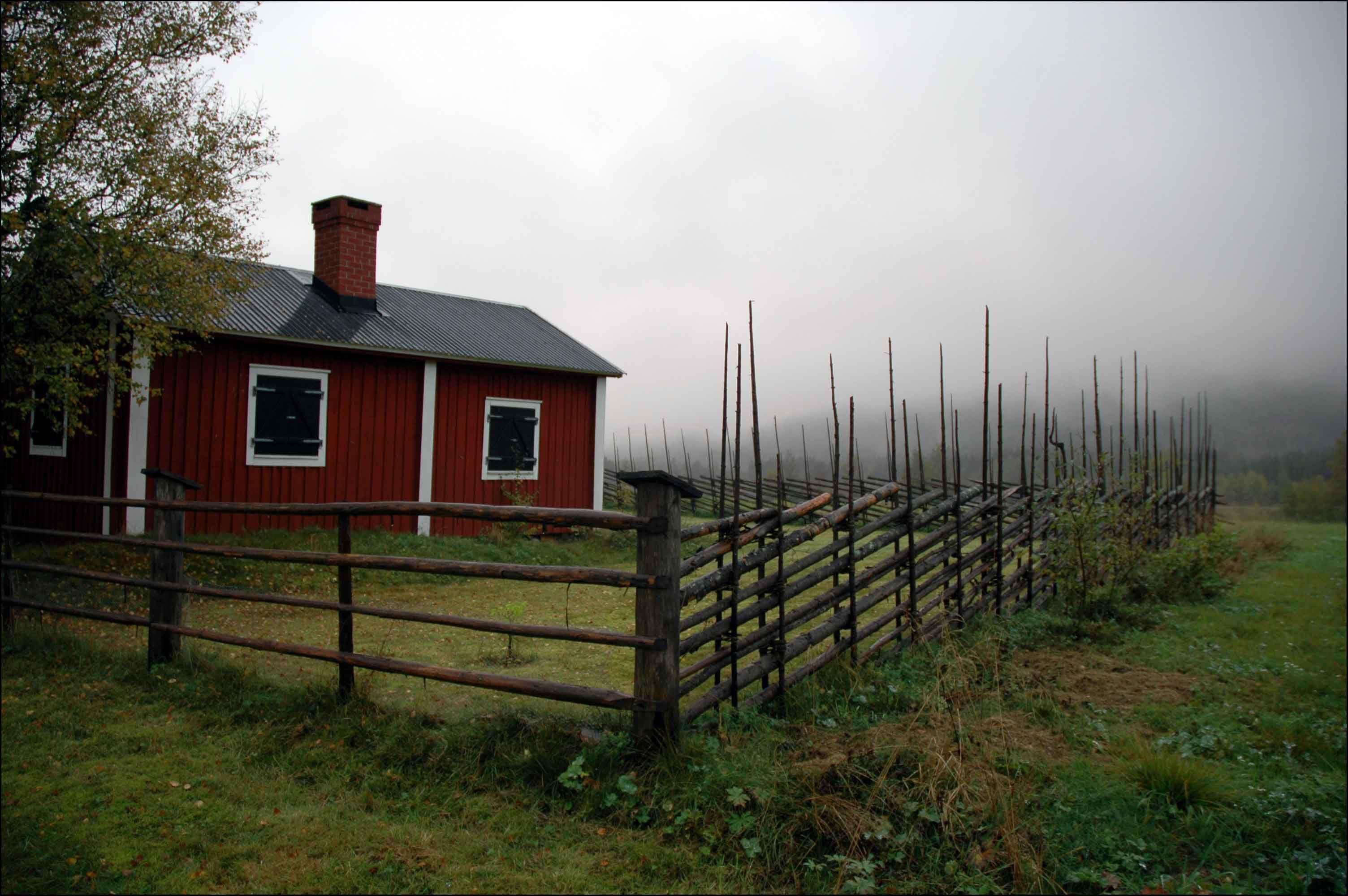 Utsiktsplats på Blacksåsberget