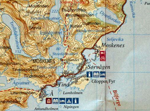Turkart Lofoten