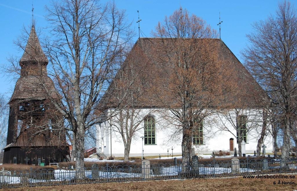 S Å Nordh, Bjuråkers church