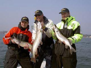 Drop in Fiske - Catch & Relax Vaxholm