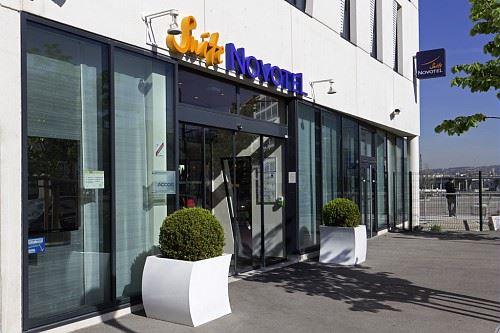 Suite Novotel Marseille Centre Euromed