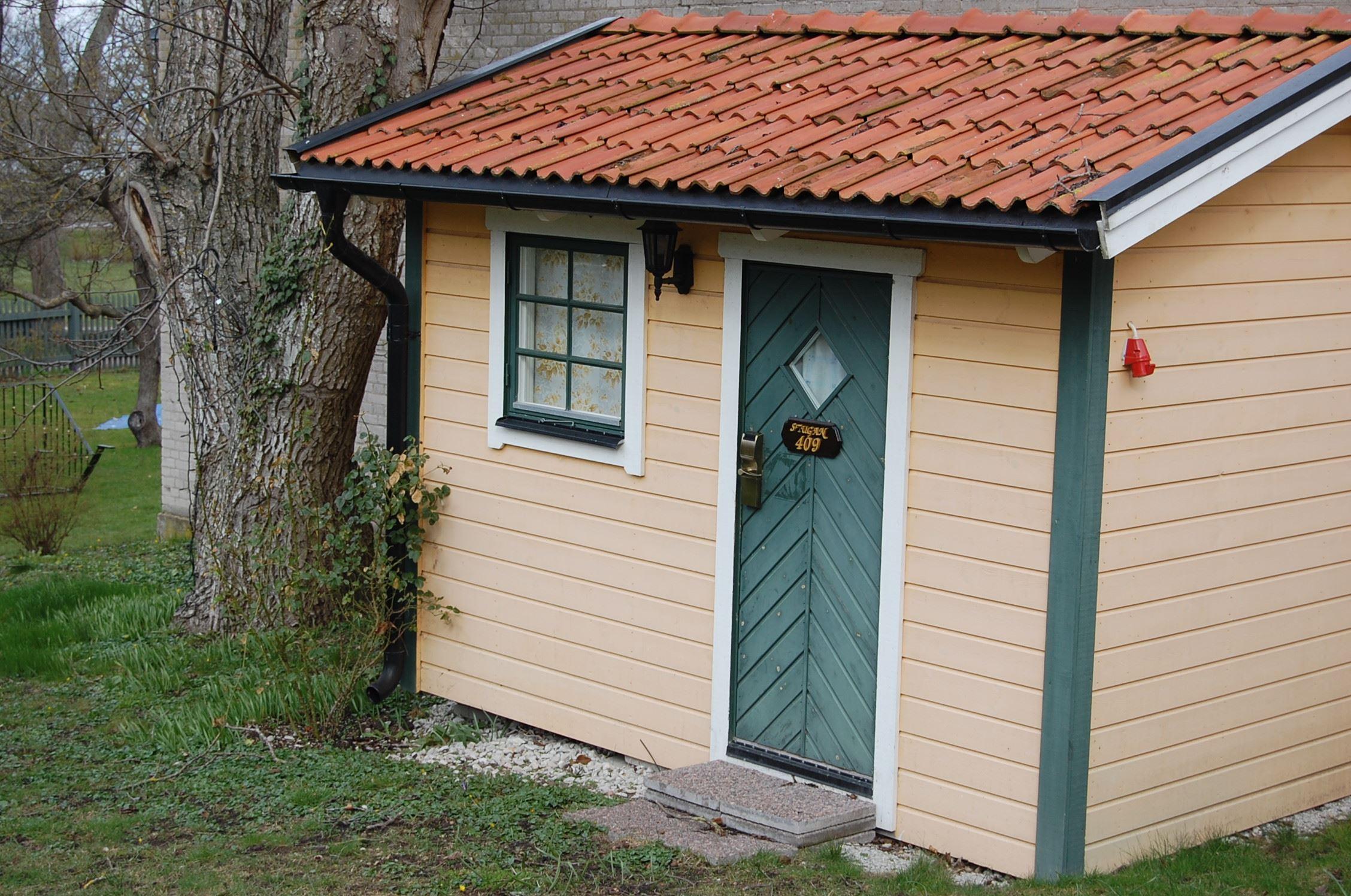 I Breda Blicks trädgård