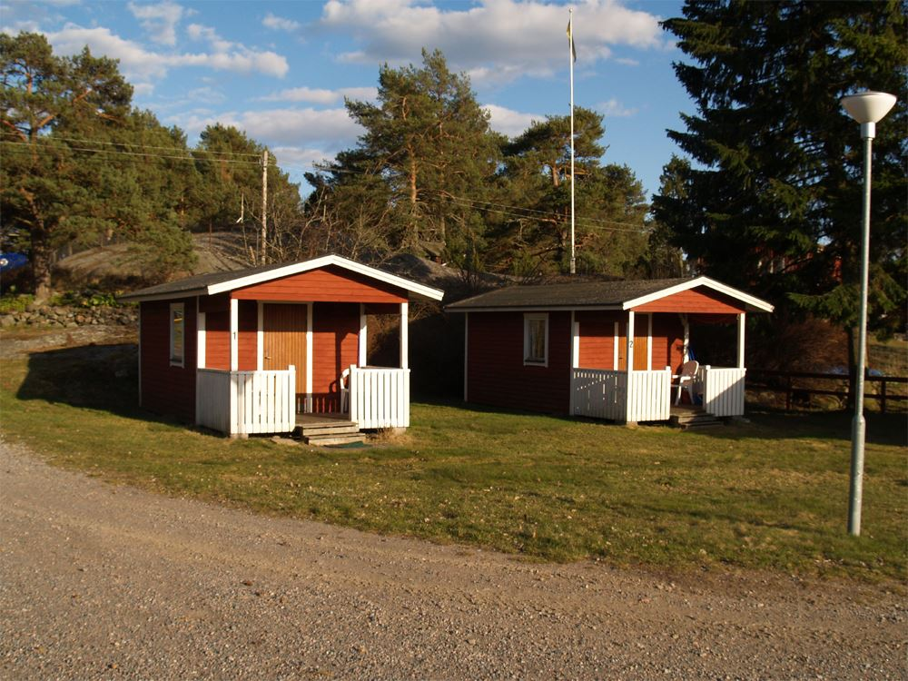 KustCamp Ekön / Cottages