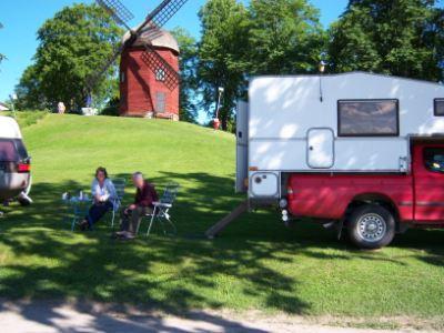 Korskullens Camping / Camping