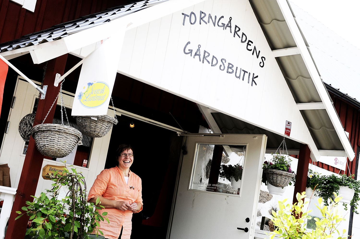 Torngårdens farm shop