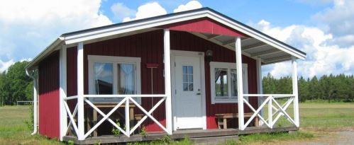 First Camp Karlstad Skutberget / Stugor