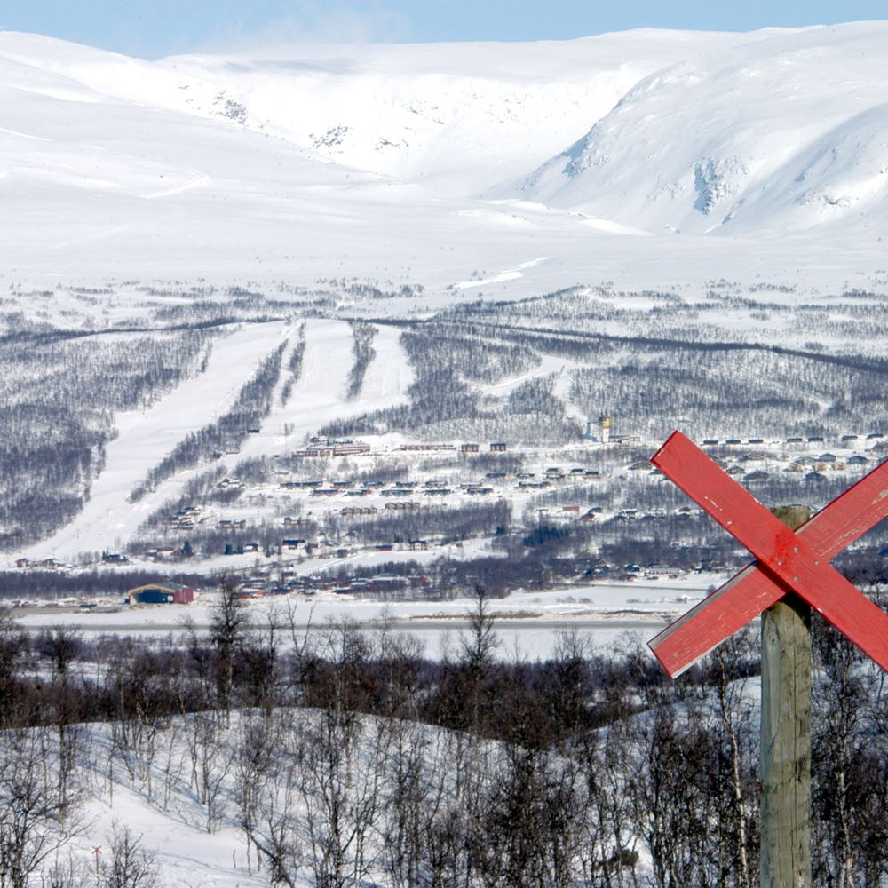 Sam Hedman,  © Hemavan Tärnaby Pr-förening, Ski Hemavan