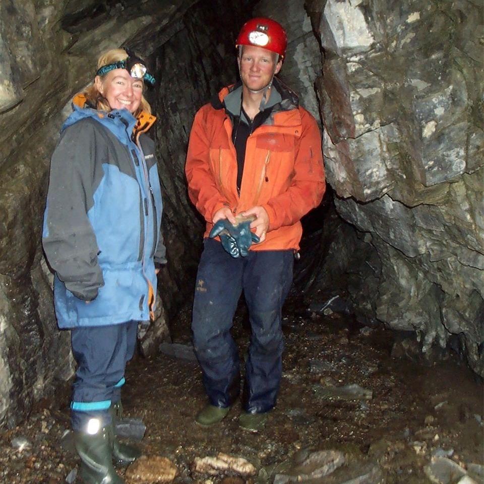 Cajsa Af Ekenstam,  © Hemavan Tärnaby PR-förening, Rödingfjället mountain caves