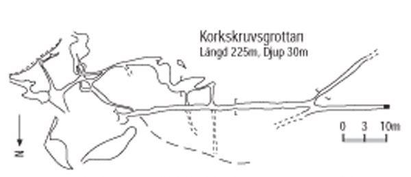 © Hemavan Tärnaby PR-förening, Kåtavikens grottstig