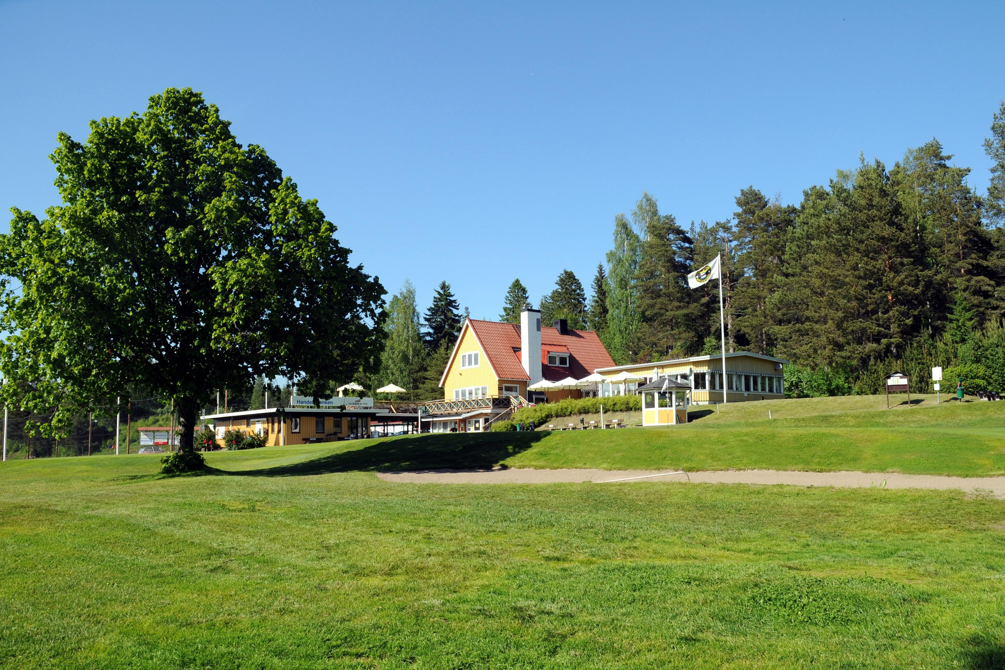 Sundsvall Golfplatz
