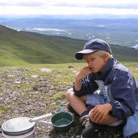 H-P Carlson,  © Hemavan Tärnaby PR-förening, Daalåejvie mountain