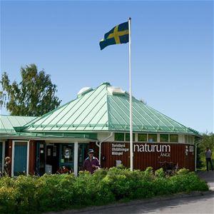 Naturum Visitor Center & tourist information