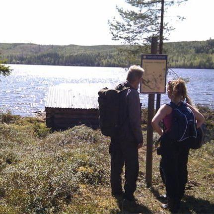 Emma Paulsson, Jämtgavelns naturreservat
