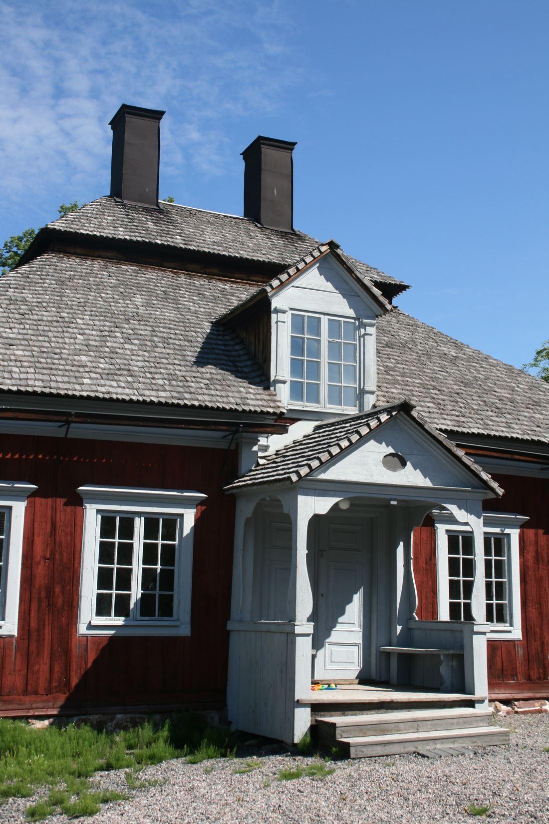 Malingsbo Herrgård och bruksmiljö
